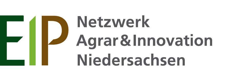 Logo EIP – Netzwerk Agrar und Innovation Niedersachsen
